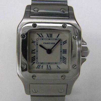 detailed look a8159 c1478 カルティエ サントス W20017D6買取価格・相場 - カイトリマン
