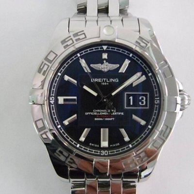 hot sale online c46e2 981d2 ブライトリング ギャラクティック買取 時計一括査定のカイトリマン