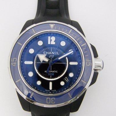 31beb4dc7b シャネル J12マリーン買取 時計一括査定のカイトリマン