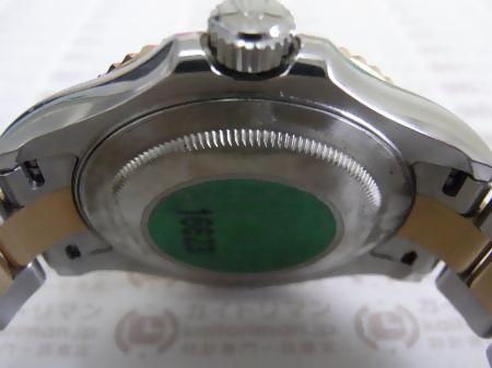 ヨットマスター16623お買取実績詳細4