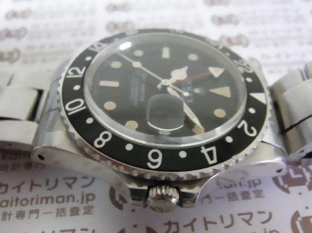 GMTマスター16700お買取実績詳細3