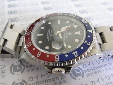 GMTマスター16700お買取実績詳細6
