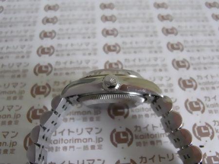 デイトジャスト79174NGお買取実績詳細4