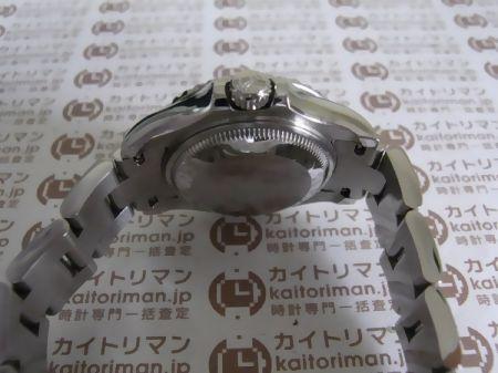 ヨットマスターロレジウム169622お買取実績詳細5