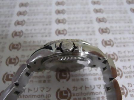 ヨットマスターロレジウム169622お買取実績詳細4