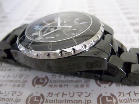 J12クロノグラフH0940お買取実績詳細4