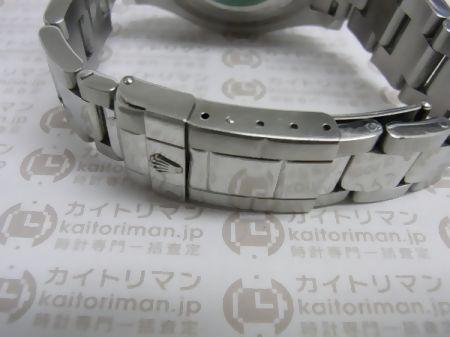 ヨットマスターロレジウム16622お買取実績詳細4