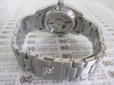 グランドセイコーSBGR051お買取実績詳細7