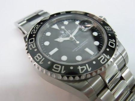 GMTマスターⅡ116710お買取実績詳細3