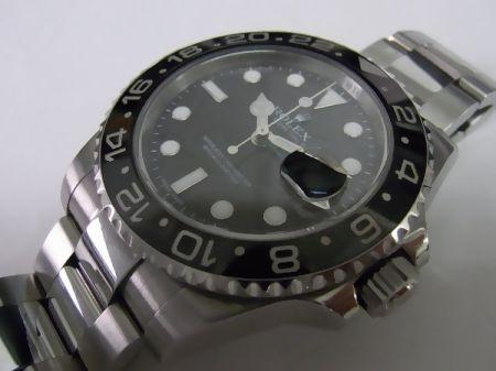 GMTマスターⅡ116710お買取実績詳細2