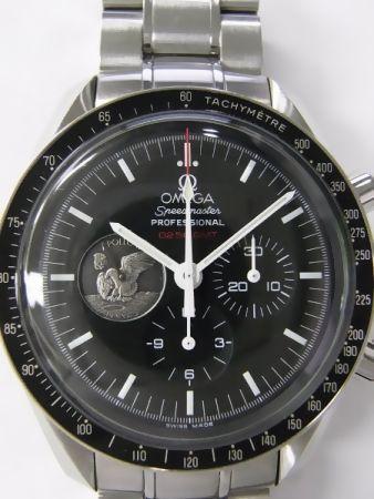 スピードマスター月面着陸40周年記念モデル311.30.42.30.01.002お買取実績詳細1