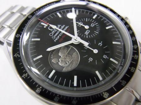スピードマスター月面着陸40周年記念モデル311.30.42.30.01.002お買取実績詳細3