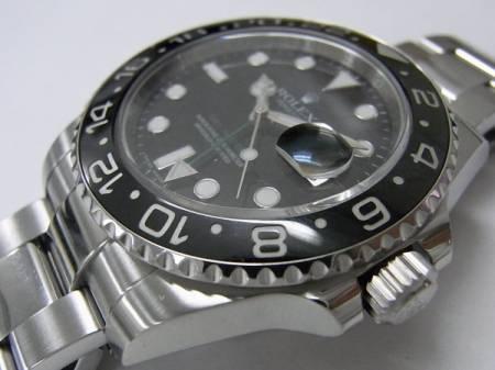 GMTマスター2116710LNお買取実績詳細1