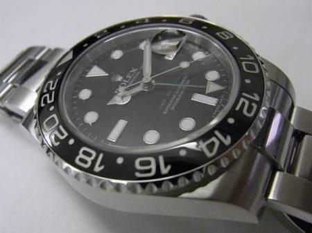 GMTマスター2116710LNお買取実績詳細2