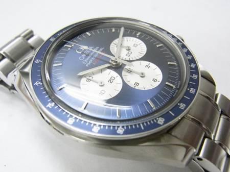 スピードマスター ジェミニ4号 40周年記念モデル3565.80お買取実績詳細1