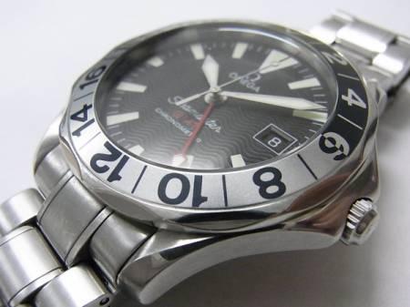 シーマスター・プロダイバーズ GMT2234.50お買取実績詳細1