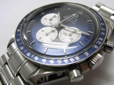 スピードマスター ジェミニ4号 40周年記念モデル3565.80お買取実績詳細2