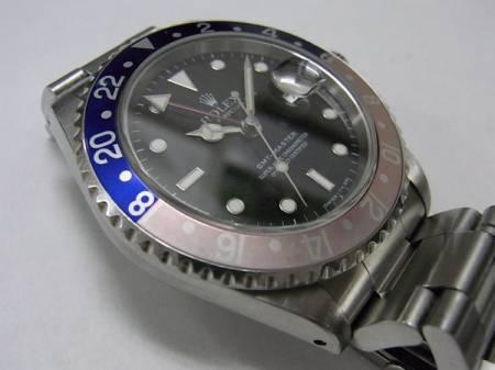 GMTマスター16700お買取実績詳細2