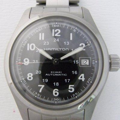 quality design d1c88 17f2b ハミルトン カーキ H70455133買取価格・相場 - カイトリマン