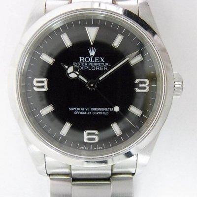 buy online 34e28 51daa ロレックス エクスプローラー 114270買取価格・相場 - カイトリマン