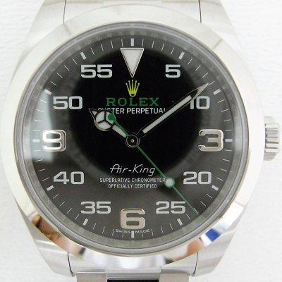 brand new 11d7b 9fc79 ロレックス エアキング 116900買取価格・相場 - カイトリマン
