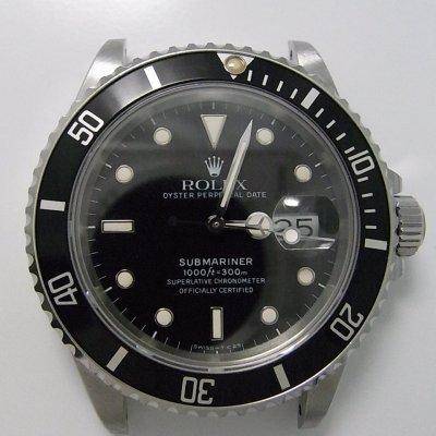 premium selection e1d29 a1f76 ロレックス サブマリーナ 168000買取価格・相場 - カイトリマン